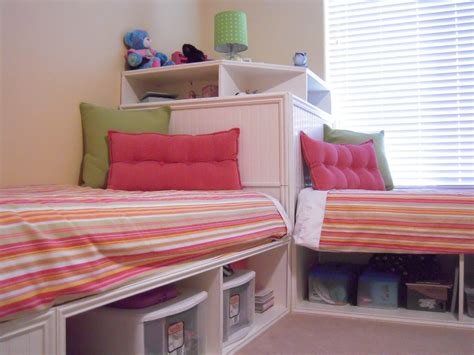 Corner Twin Bed Unit Diy Room