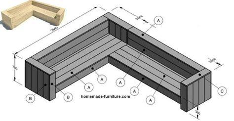 Corner-Bench-Plans-Free