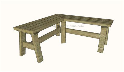 Corner-Bench-Woodworking-Plans