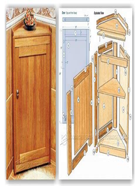 Corner-Cabinet-Woodworking-Plans-Free