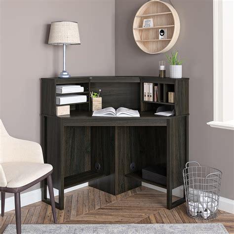 Corner-Desk-With-Hutch-Diy