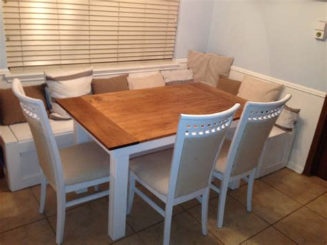 Corner-Dining-Table-Plans