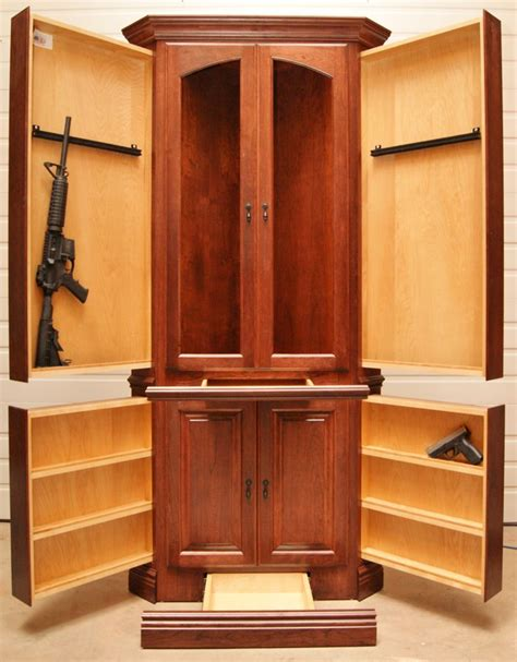 Corner-Hidden-Gun-Cabinet-Plans