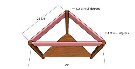 Corner-Table-Plans