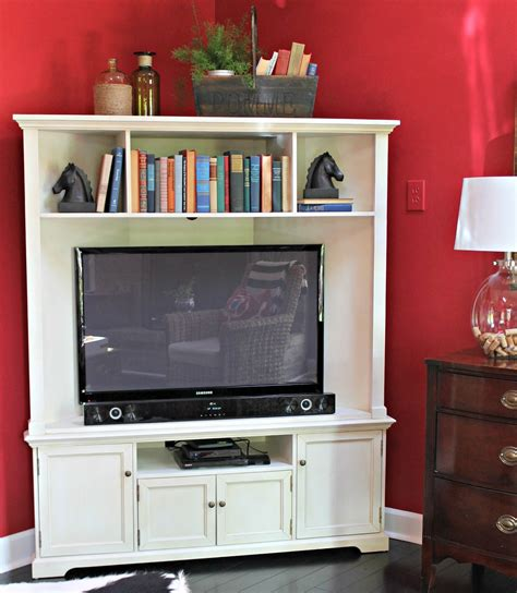 Corner-Tv-Entertainment-Center-Plans