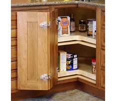 Best Corner kitchen cabinet organizer