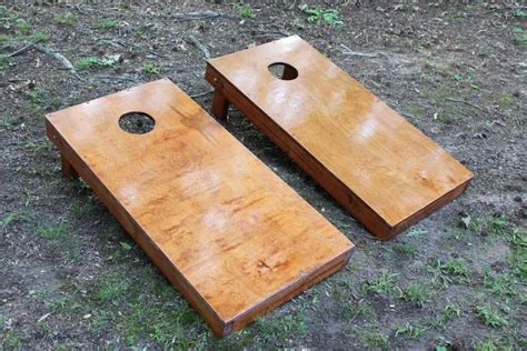 Cornhole Building Plans