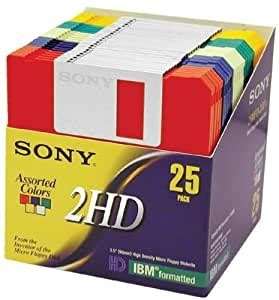 Corporate Express 3.5' Floppy Diskettes 25 Pack