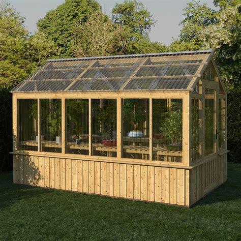 Corrugated-Polycarbonate-Greenhouse-Plans