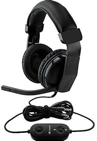 Corsair Memory Vengeance 1300 Headset Refurb Microphone Headsets