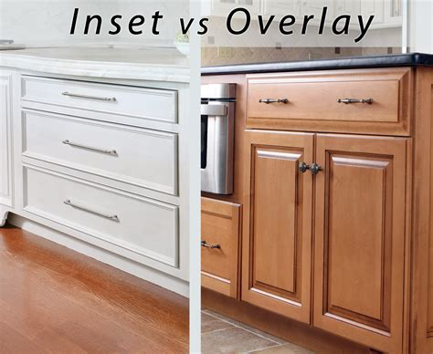 Cost Of Inset Cabinets Vs Full Overlay Cabinets