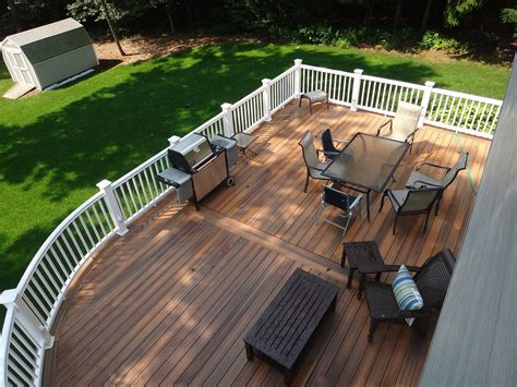 Cost To Build A Deck With Rails