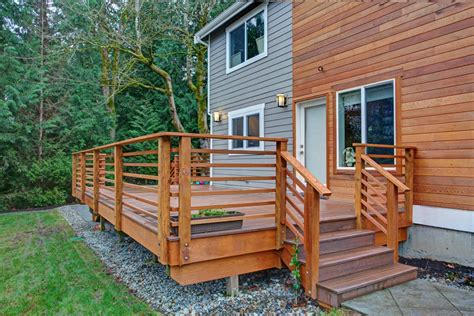 Cost To Build A Wood Deck Per Square Foot