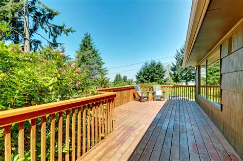 Cost To Build Composite Deck Railing