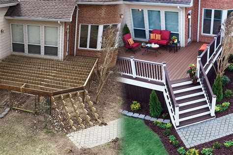 Cost To Build Composite Decking
