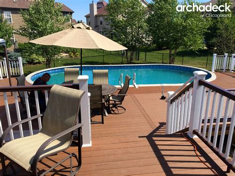 Cost To Build Deck Over Pool