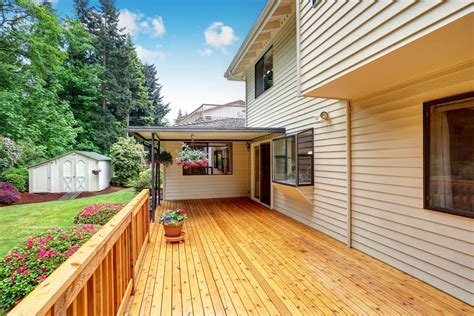 Cost To Build Wood Decking