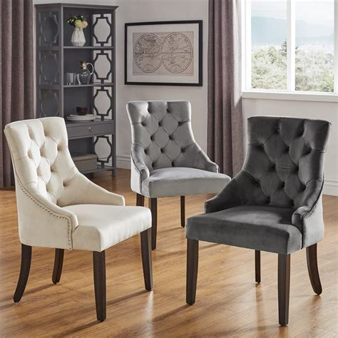 Costway Gray Dining Chair