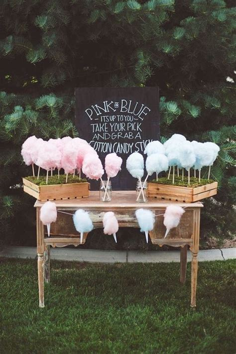 Cotton Candy Stand Ideas