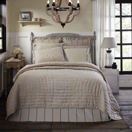 Cotton-Linen-Blend-Modern-Farmhouse-Bedding