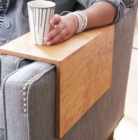 Couch Arm Wrap Diy