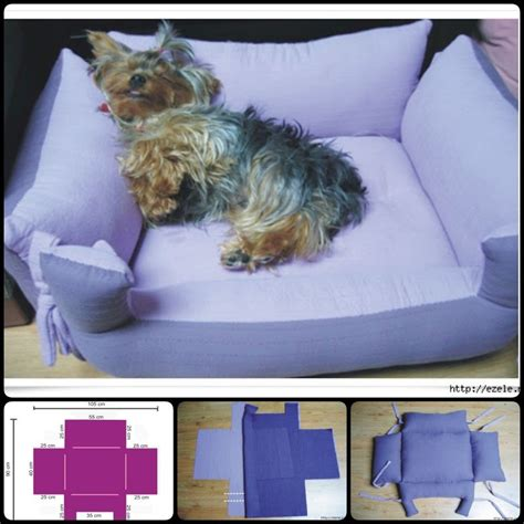 Couch Pet Bed Diy