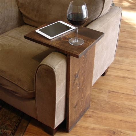 Couch Tray Table Diy