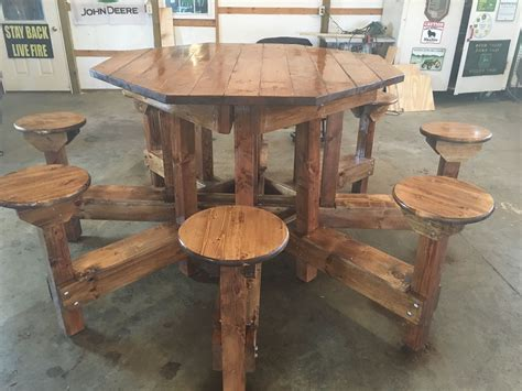 Counter Height Picnic Table Plans