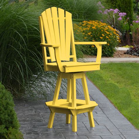 Counter-Height-Adirondack-Chair-Patio-Set