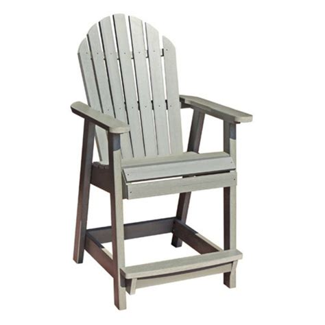 Counter-Height-Adirondack-Chairs