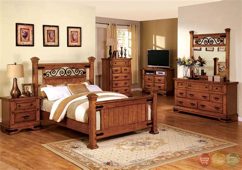 Country Bedroom Furniture Plans