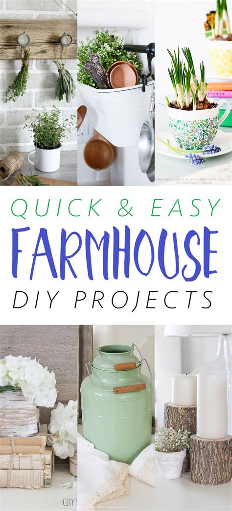 Country Cottage Diy Projects