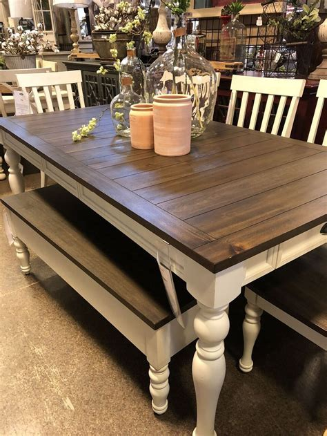 Country Kitchen Table DIY