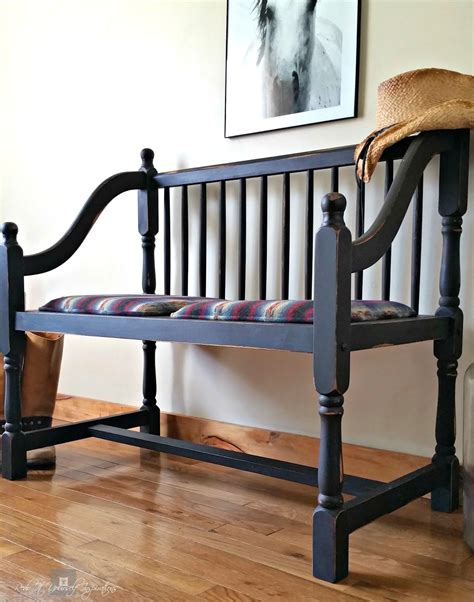 Country Style Bench Plans
