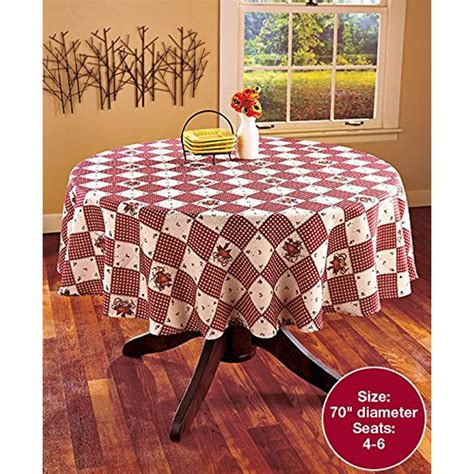 Country Tablecloths With Stars