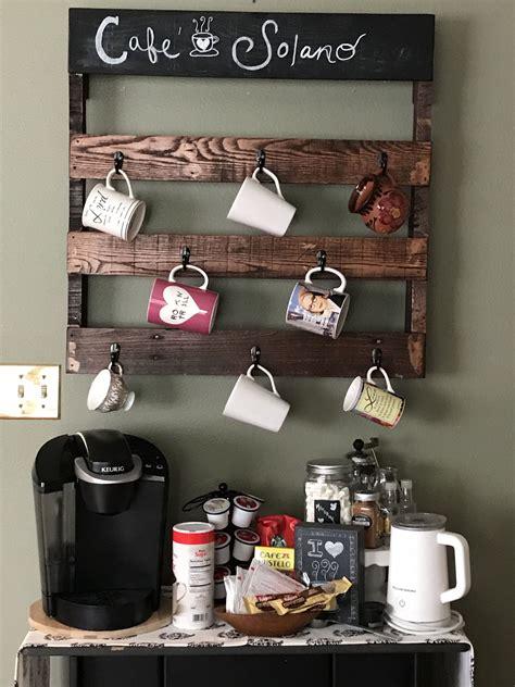 Country-Rustic-Diy-Coffee-Mug-Wall-Rack