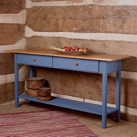 Country-Sideboard-Woodworking-Plans