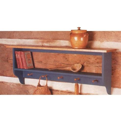 Country-Style-Shelf-Plans