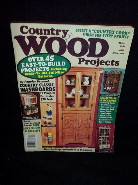 Country-Wood-Projects-Magazine