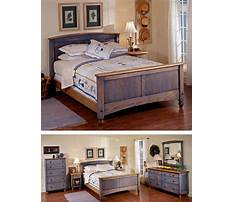 Best Country fresh bed woodworking plan free
