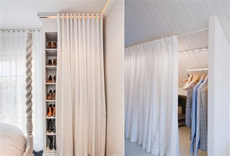 Cover Up Storage Diy Curtains