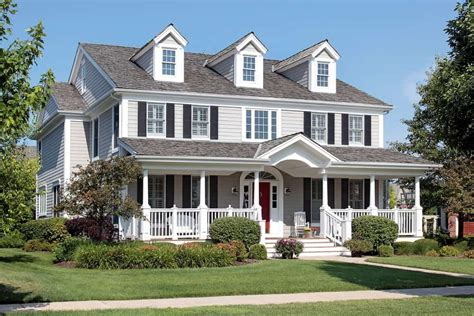 Covered Front Porch Building Plans