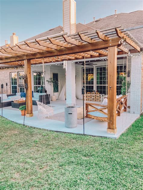 Covered Pergola Plans Free Download