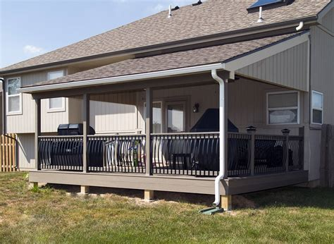 Covered deck pictures Image