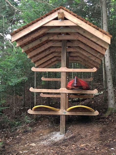 Covered-Canoe-Rack-Plans