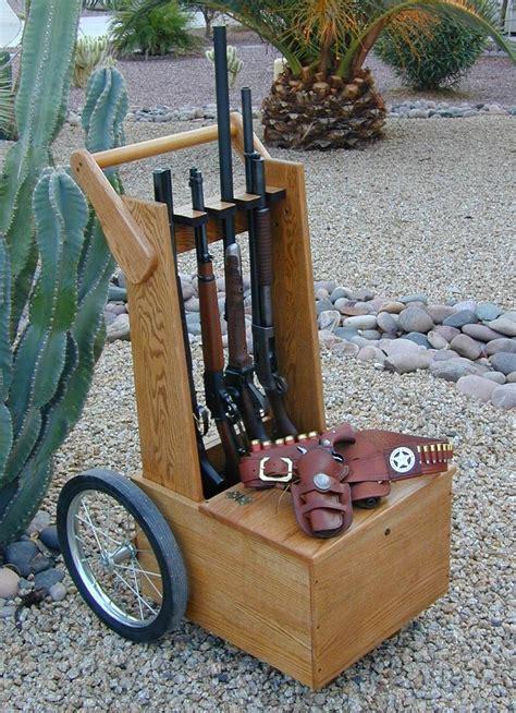 Cowboy-Gun-Cart-Plans