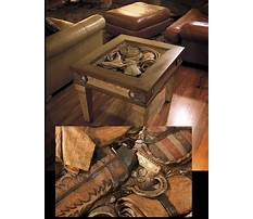 Best Cowboy western end tables