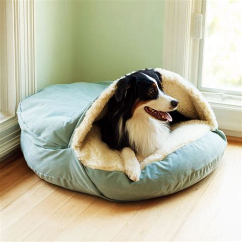 Cozy Cave Dog Bed Diy With Stairs