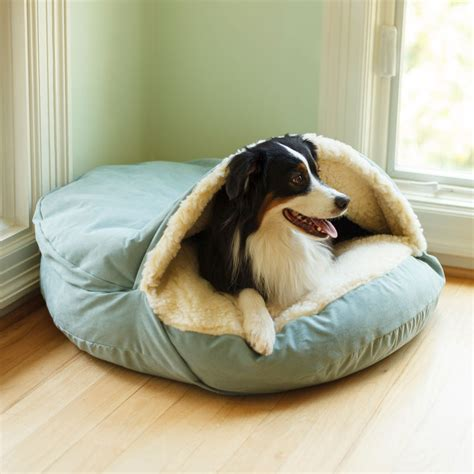 Cozy Cave Dog Bed Large