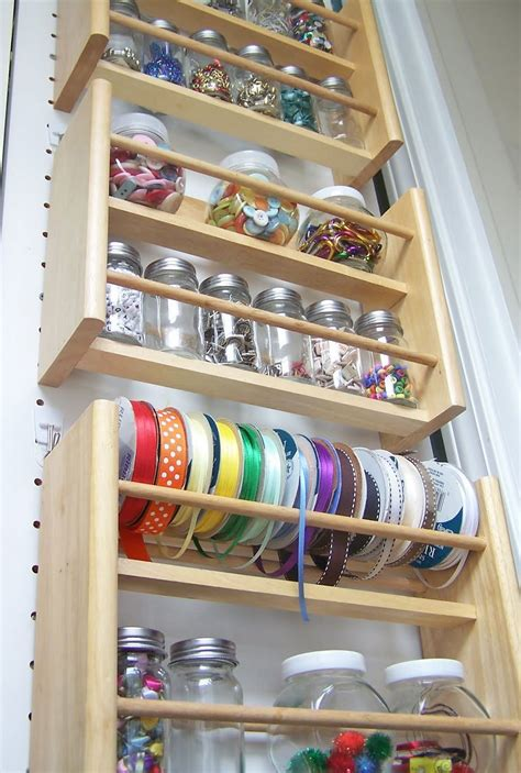 Craft Room Diy Storage Ideas